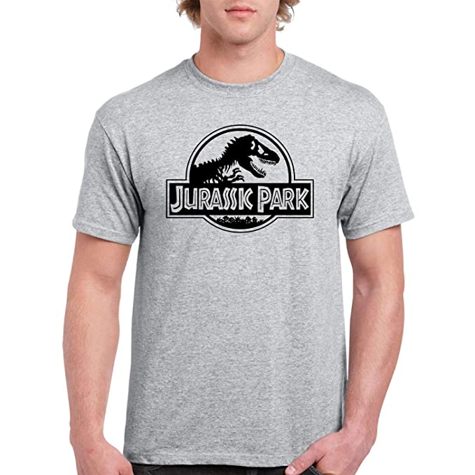 Desconocido Jurassic Park - Camiseta Manga Corta (S)