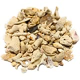 Middle Keys Marine Life LLC Florida Keys Crushed Coral Aquarium Gravel 2.5 LB (~70 in3) for Aquariums, Terrariums, Vases, Landscaping, Bonsai, School Projects, Shell ID, Bio-Filtration