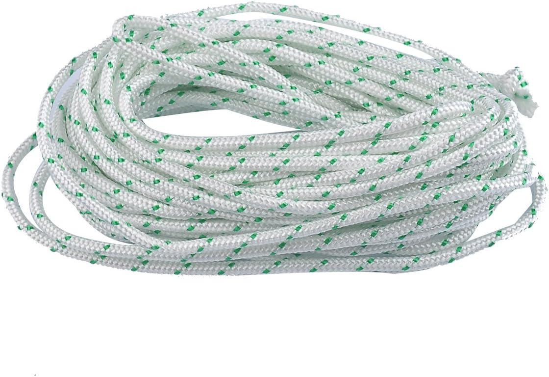 5.0mm Recoil Starter Rope Pull Cord OEM Quality 100 Metre Bulk Roll