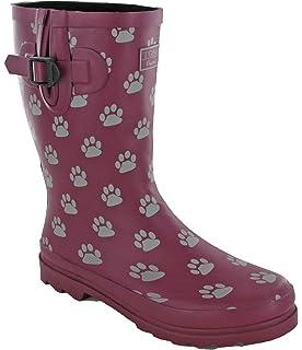 Gummistiefel Cotswold Wasserdicht Regenstiefel Damen Stiefel SMGzVUpq
