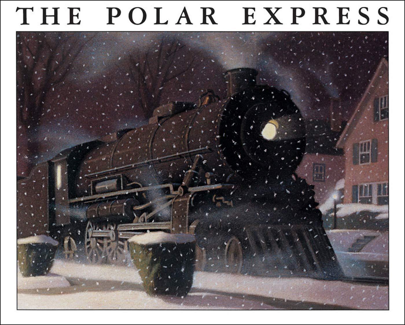 01a4ec3c67 The Polar Express: Mini Edition: Amazon.co.uk: Chris Van Allsburg: Books