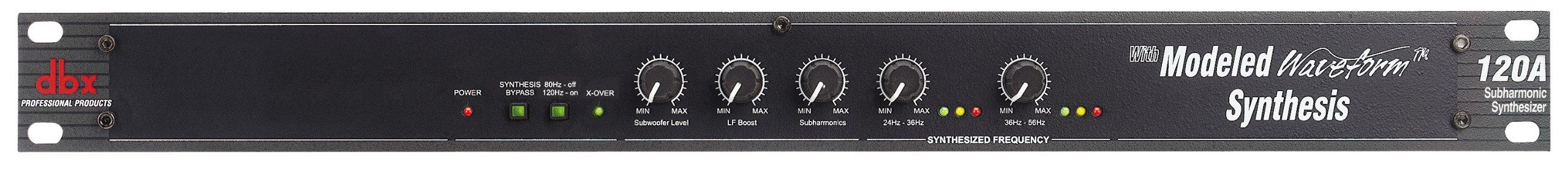 DBX 120A Subharmonic Processor