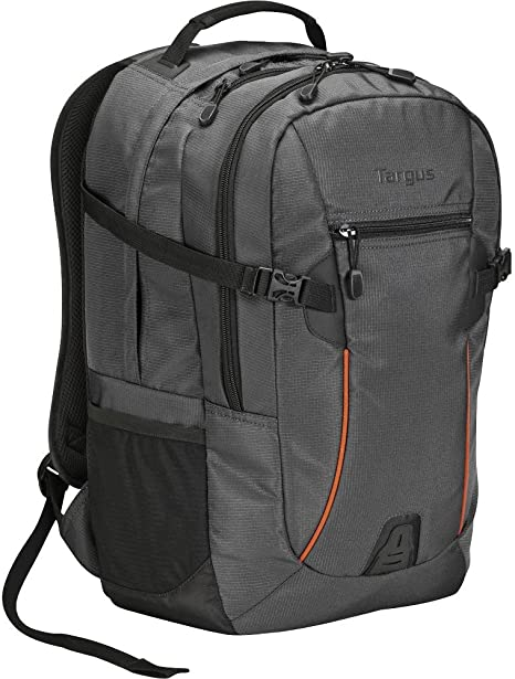 """Gray for 16/"""" Notebook Targus Sport 26L TSB75704US Carrying Case Backpack"""