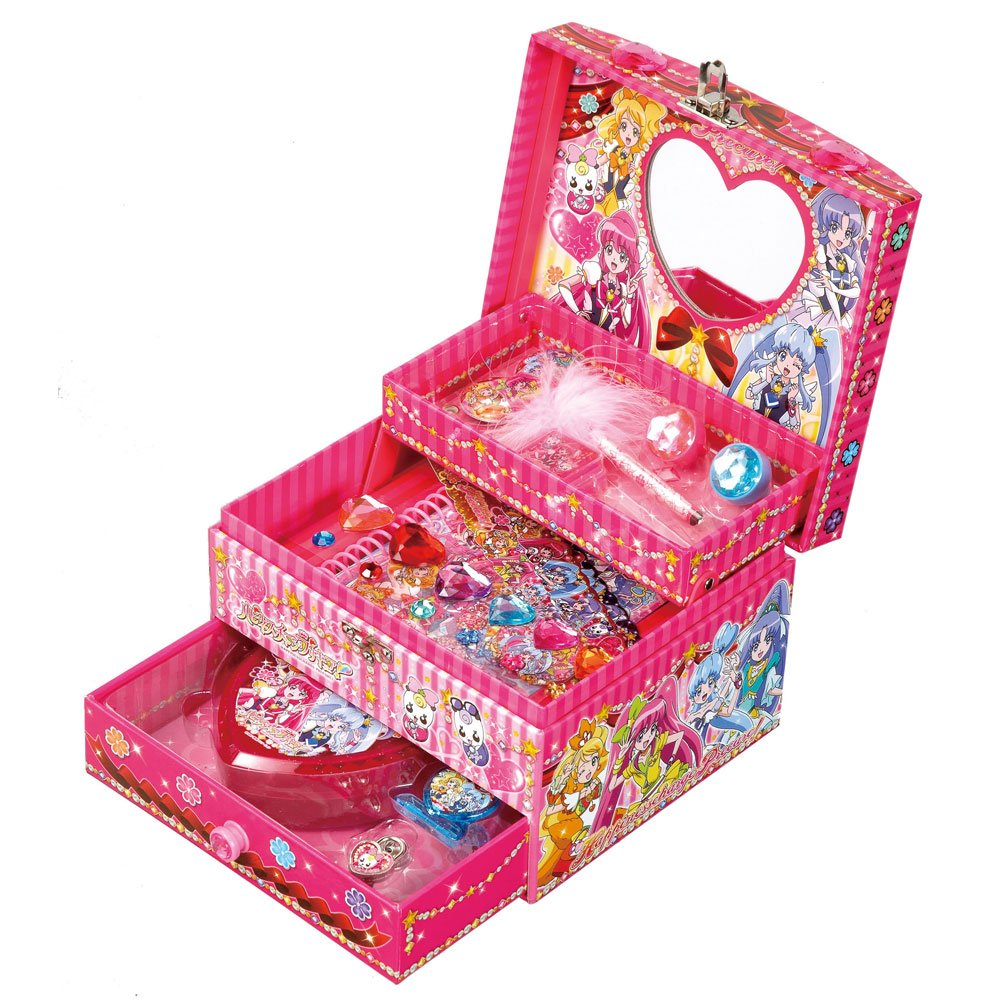 Happiness Charge Precure! Secret Lovely Box