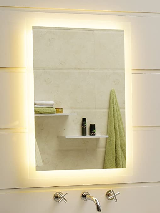 Badspiegel LED Spiegel GS084N mit Beleuchtung