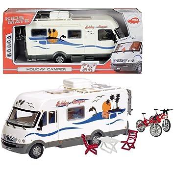Bruder Spielzeug Wohnwagen