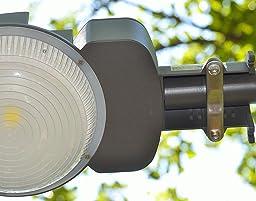 70w Led Barn Light Dlc Premium Amp Ul Listed Photocell