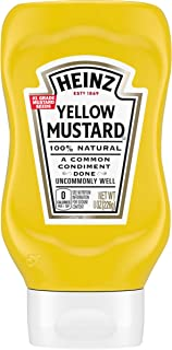 product image for Heinz Yellow Mustard (8 oz Bottles, Pack of 12)