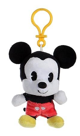 Gipsy 054664 Disney - Llavero con peluche de Mickey (10 cm ...