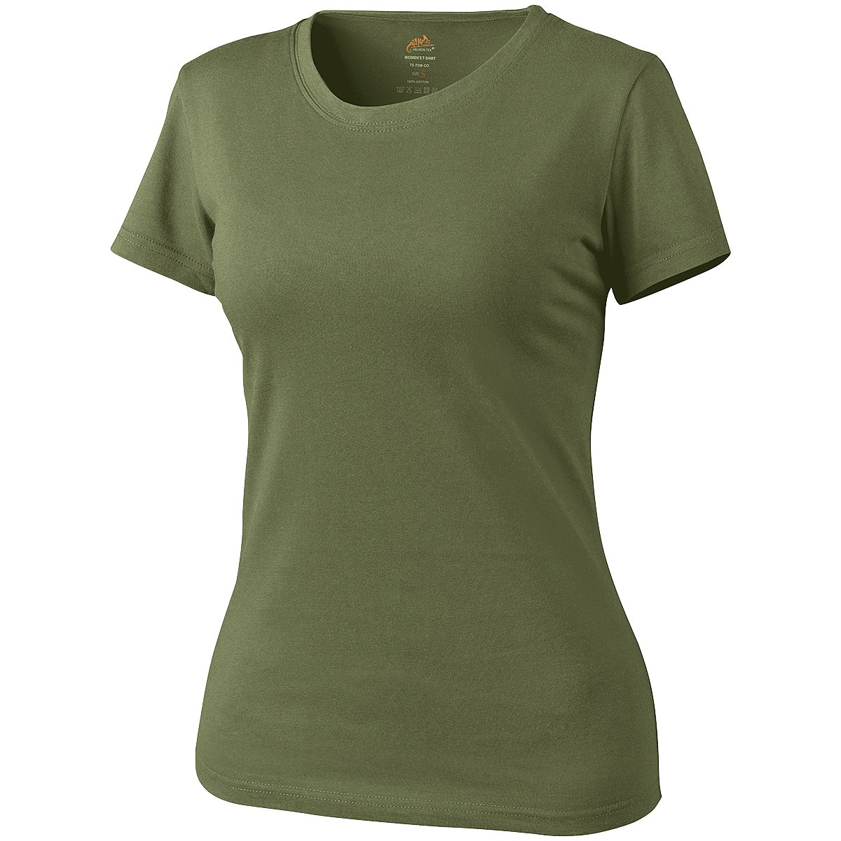 Helikon Women's T-Shirt U.S. Green