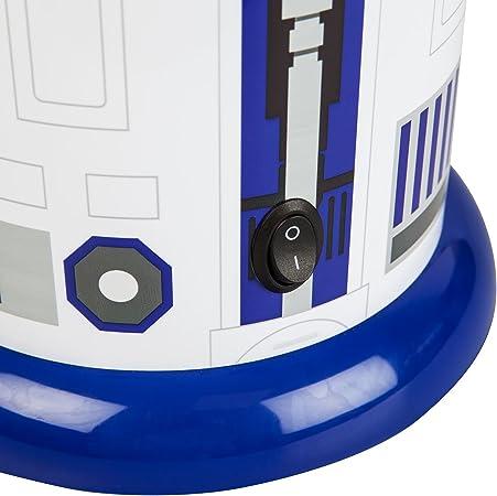 Palomitas de maíz de aire caliente R2-D2 de Star Wars con licencia ...