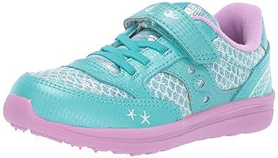 768f235b Amazon.com | Saucony Kids' Baby Jazz Lite Sneaker | Sneakers