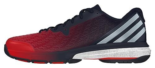 adidas Herren Energy Volley Boost 2.0 Volleyballschuhe, Rojo