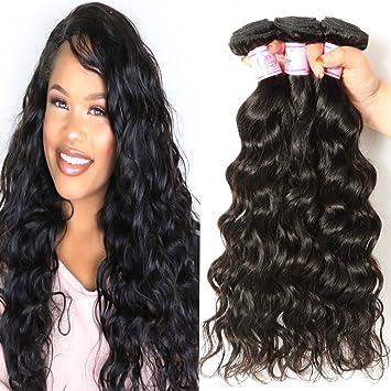 Amazon beauty forever 6a brazilian virgin hair natural water beauty forever 6a brazilian virgin hair natural water wave 3 pcs wet and wavy hair weave pmusecretfo Image collections