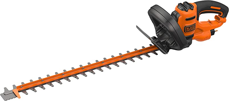 Black + Decker BEHTS451GB Electric Hedge Trimmer - Easy to Operate