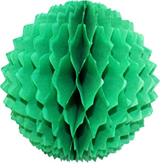 product image for 3-Pack 7 Inch Honeycomb Spike Ball Decoration, Light Green