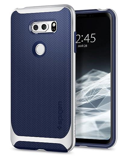 Amazon.com: Spigen Neo Hybrid LG V30 Case/V30S/V30 Plus Case ...