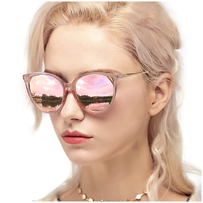 Amazon.com: Myiaur - Gafas de sol polarizadas para mujer ...