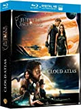 Jupiter : Le Destin de l'Univers + Cloud Atlas - Coffret Blu-Ray [Blu-ray + Copie digitale]