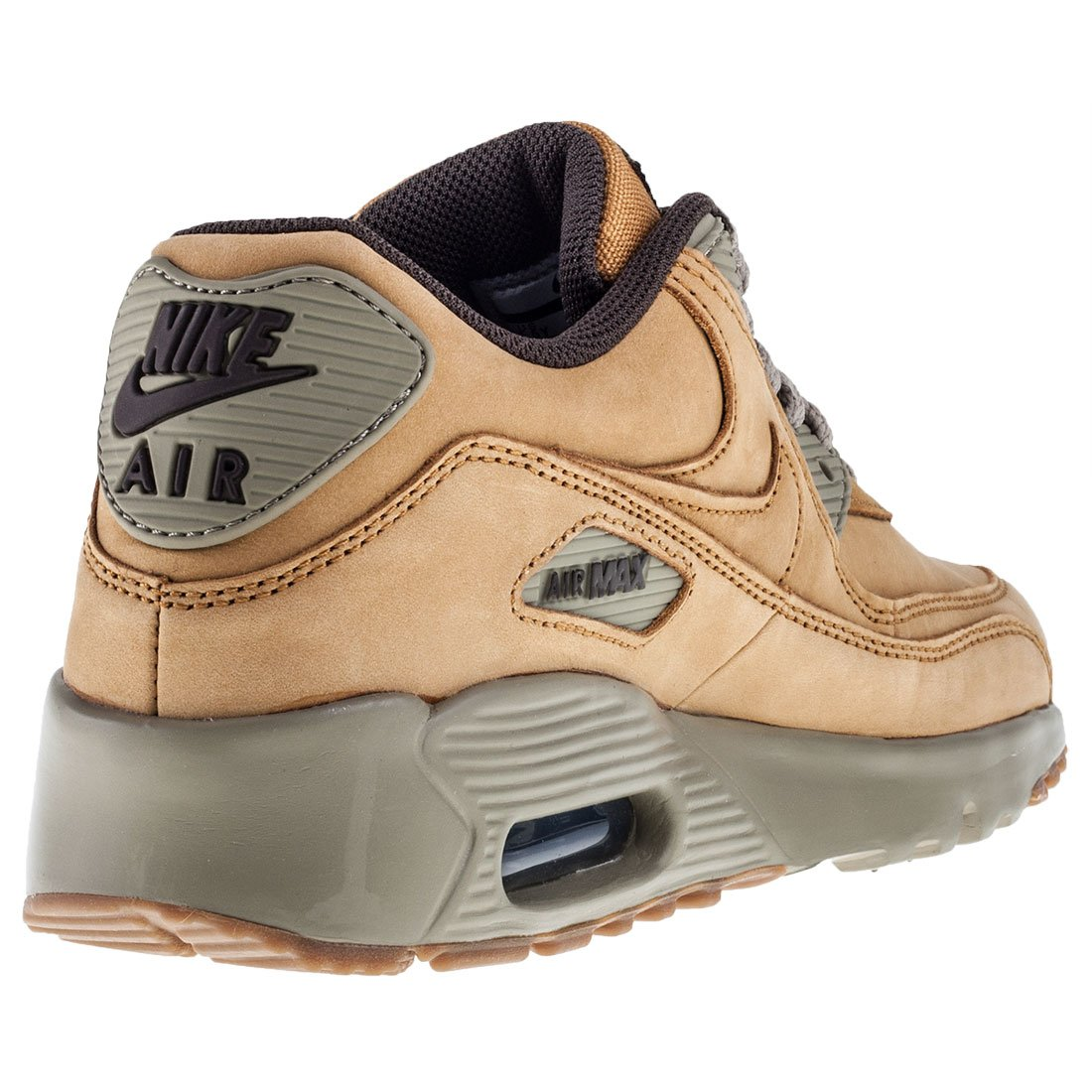 Nike Kids Air Max 90 Gs 943747-700 Trainers Bronze  Amazon.co.uk  Shoes    Bags 07b04feba