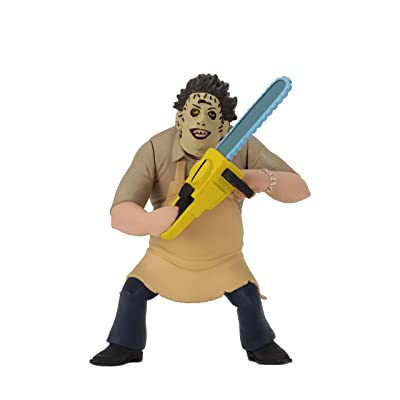 "NECA Toony - Terrors Series 2 - Texas Chainsaw Massacre - 6"" Scale Figure - Leatherface: Toys & Games"