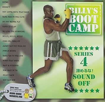 BILLY BLANKS - BILLYS BOOTCAMP SERIES 4: WE GOT THE VICTORY ...