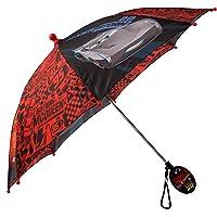 Disney Little Boys Assorted Characters Rainwear Umbrella, Ages 3-7