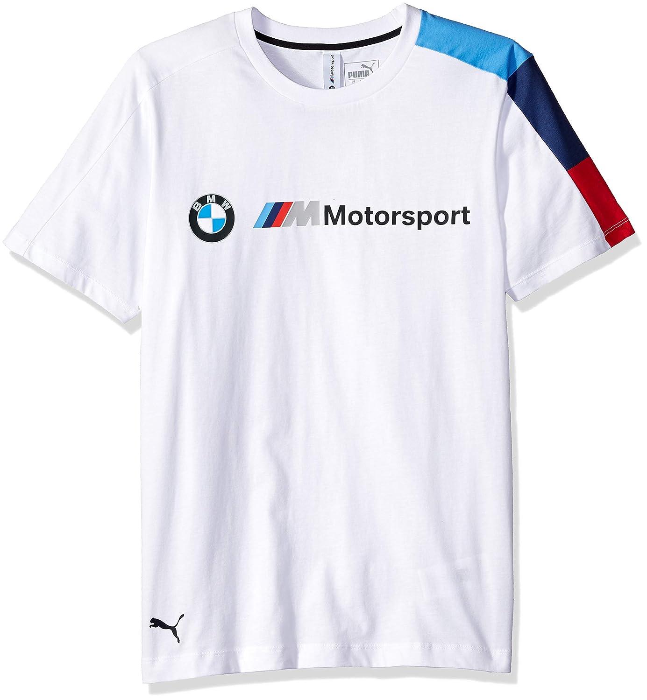 PUMA Mens BMW Motorsport T7 Tee