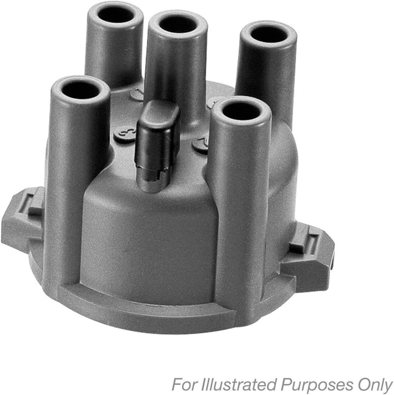 BOSCH Ignition Distributor Cap Fits MERCEDES W126 R107 C126 4.1-5.5L 1985