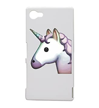 designer fashion 49172 c4f04 Druckerlebnis24 Phone Case Sony XPERIA Z5 Compact Horse head or ...