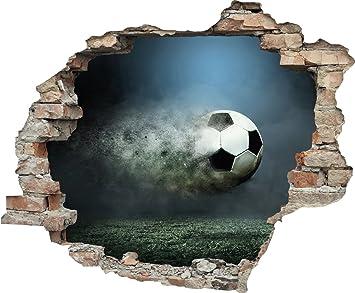 3d Effekt Wandtattoo Fast Ball Fussball Em Artikel 2020