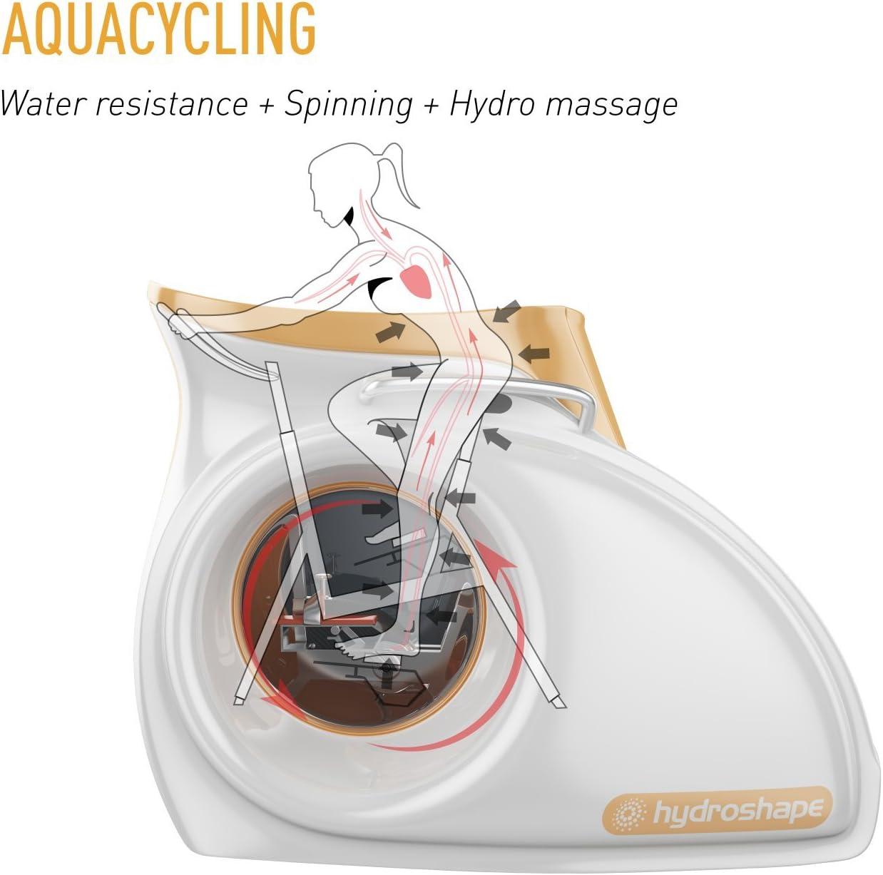 Water Bike Bicicleta de Agua: Amazon.es: Deportes y aire libre