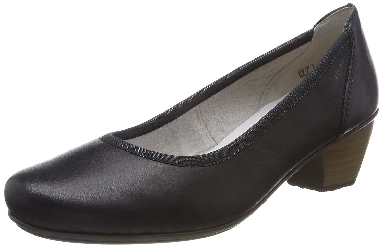 TALLA 39 EU. Rieker 41770, Zapatos de Tacón para Mujer