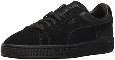 41ad09c57d6 PUMA Men s Suede Classic Casual Emboss Fashion Sneaker