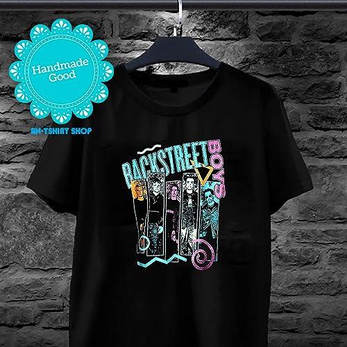 737cbe0fbd3d Amazon.com: We All Love Backstreet 2018 T-shirt Cool Boys for men and  women: Handmade