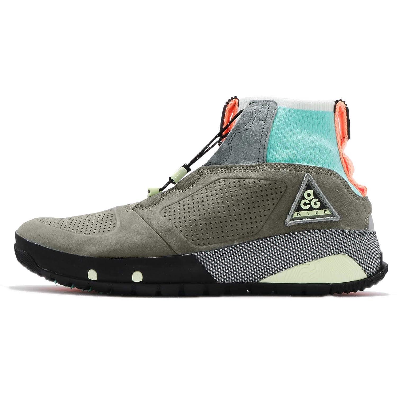 Nike Men s ACG Ruckel Ridge, Multi-Color Clay Green-Black-Barely Volt