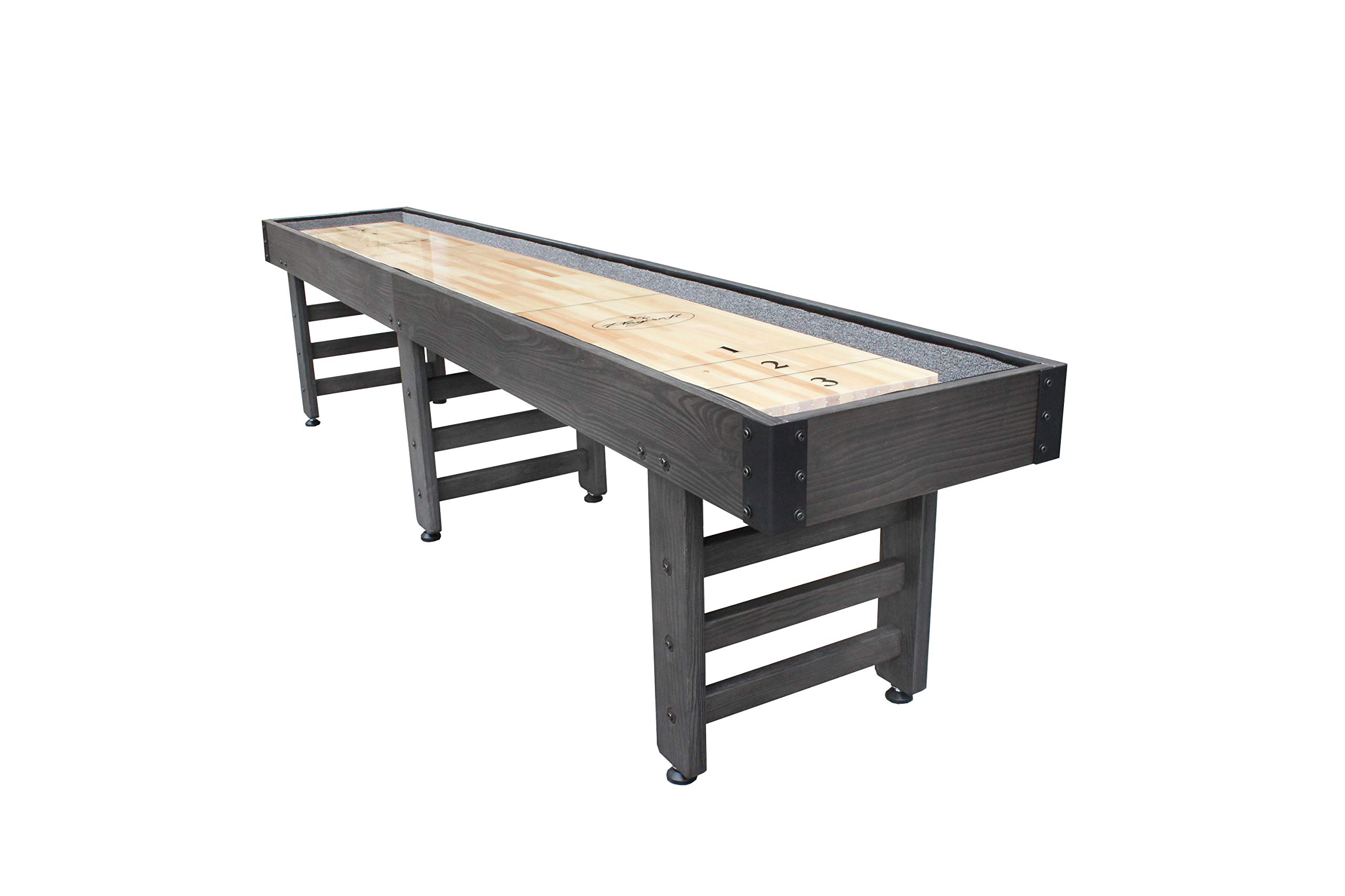 Playcraft Saybrook Midnight 16' Shuffleboard Table by Playcraft