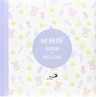 Mi álbum de nacimiento Niño - Color AZUL: Amazon.es: Bebé