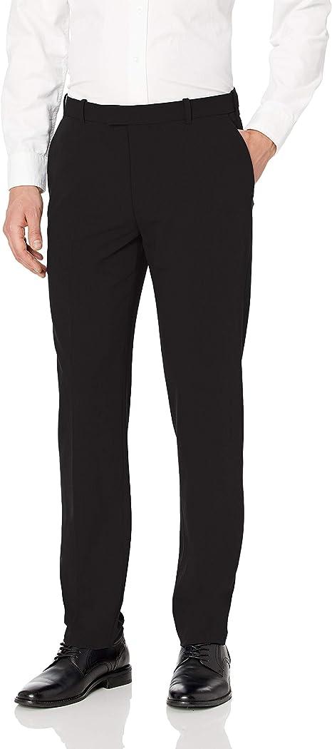 Van Heusen Mens Flex Straight Fit Flat Front Pant Van Heusen Men/'s Sportswear 505M104
