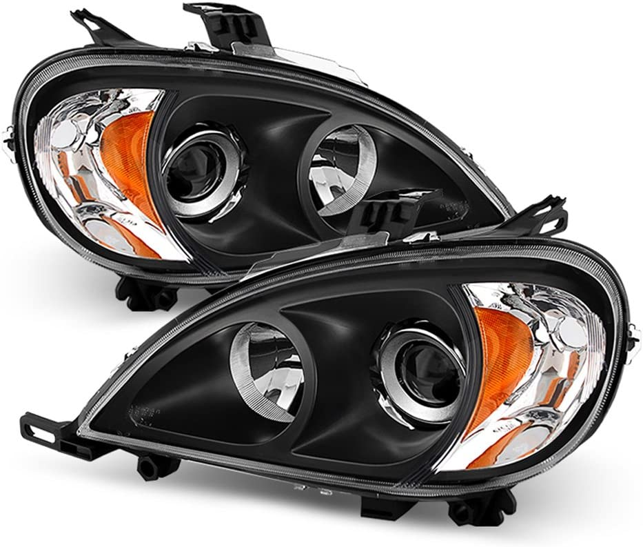 One Side Headlights Cover Headlamps Lens for Mercedes Benz 02-05 W163 ML