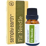 Fir Needle Essential Oil by Simply Earth - 15 ml, 100% Pure Therapeutic Grade