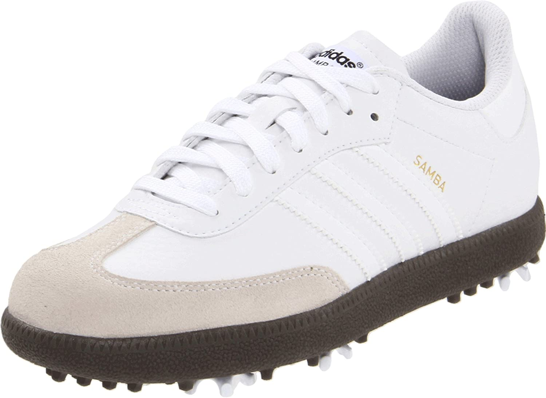 adidas JR. Samba Golf Shoe (Little Kid/Big Kid)