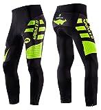 sponeed Men's Cycling Pants Padded 4D Gel Autuman