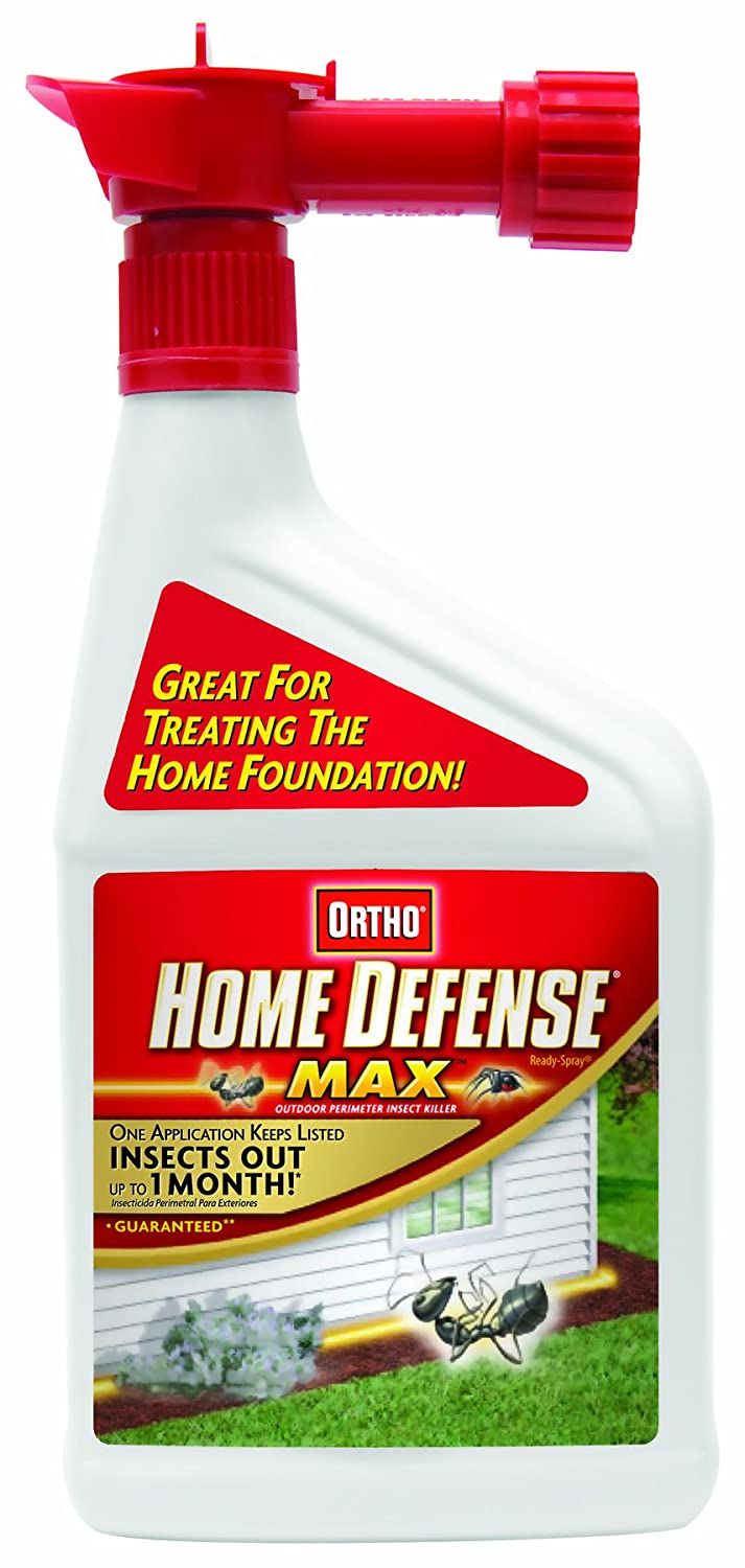 Amazon Ortho 0193010 Home Defense Max Outdoor Perimeter Insect