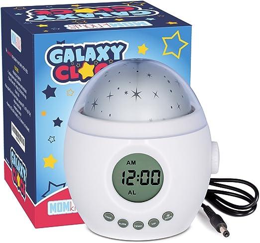 Amazon.com: Reloj de galaxia marca MomKnows. Máquina ...