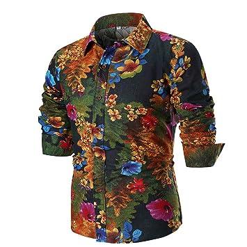 Camisa manga larga Sartoriale Casual Elegante Fashion coreano Camisa Sudadera Polo Hombre Camisa Manga Larga de