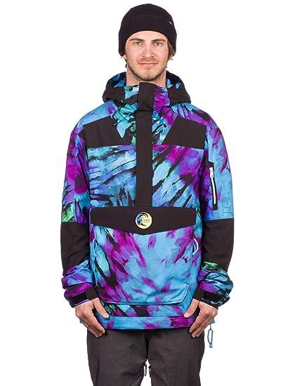 Jacket Wave Frozen O'neill Blue W Pink Aop Anorak purple SE6pq6Cxw