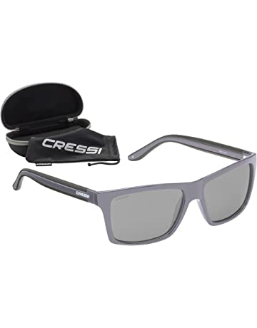 e19e520627870 Cressi Rio - Premium Sport Sunglasses Polarized Lens 100 Percent UV  Protection