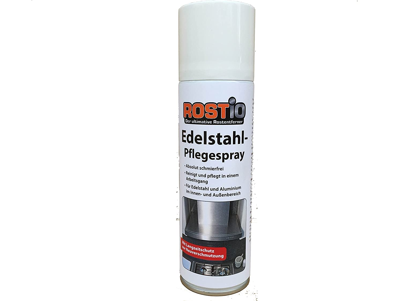rostio Acero Inoxidable Cuidado Spray limpiador Acero Inoxidable Acero Inoxidable Cuidado Spray aluminio