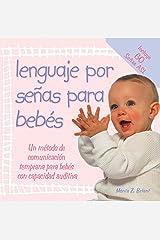 lenguaje por señas para bebés (Spanish Edition) Kindle Edition